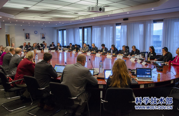 19-01-10 5th Meeting of China-EU-ESA Dialogue on Space Technology Cooperation Held in Brussels1.jpg